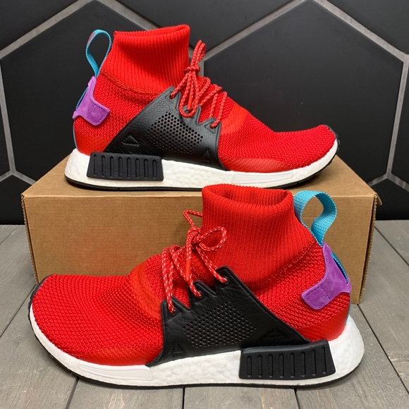 adidas Other - New Adidas NMD XR1 Winter Mid Scarlet Shoe Size 11